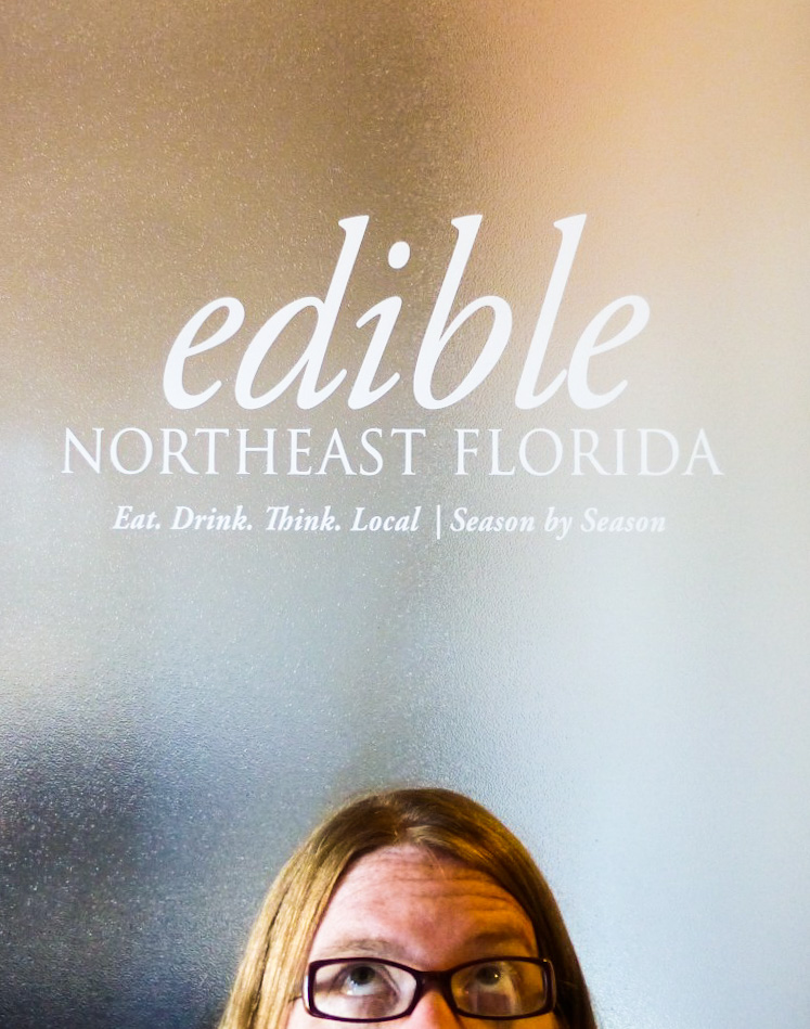 Amy Robb of Edible Northeast Florida